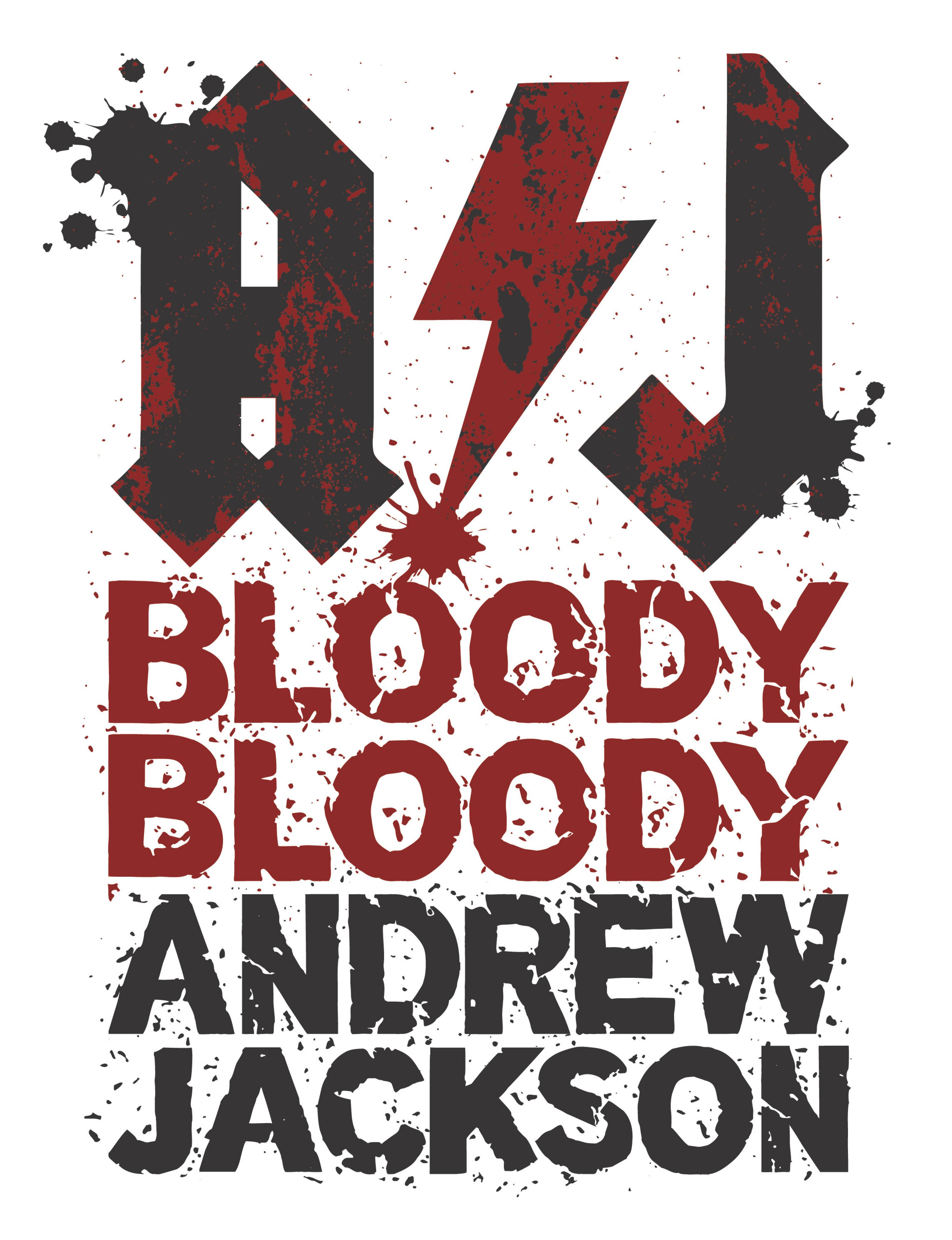 Bloody Bloody Andrew Jackson banner image
