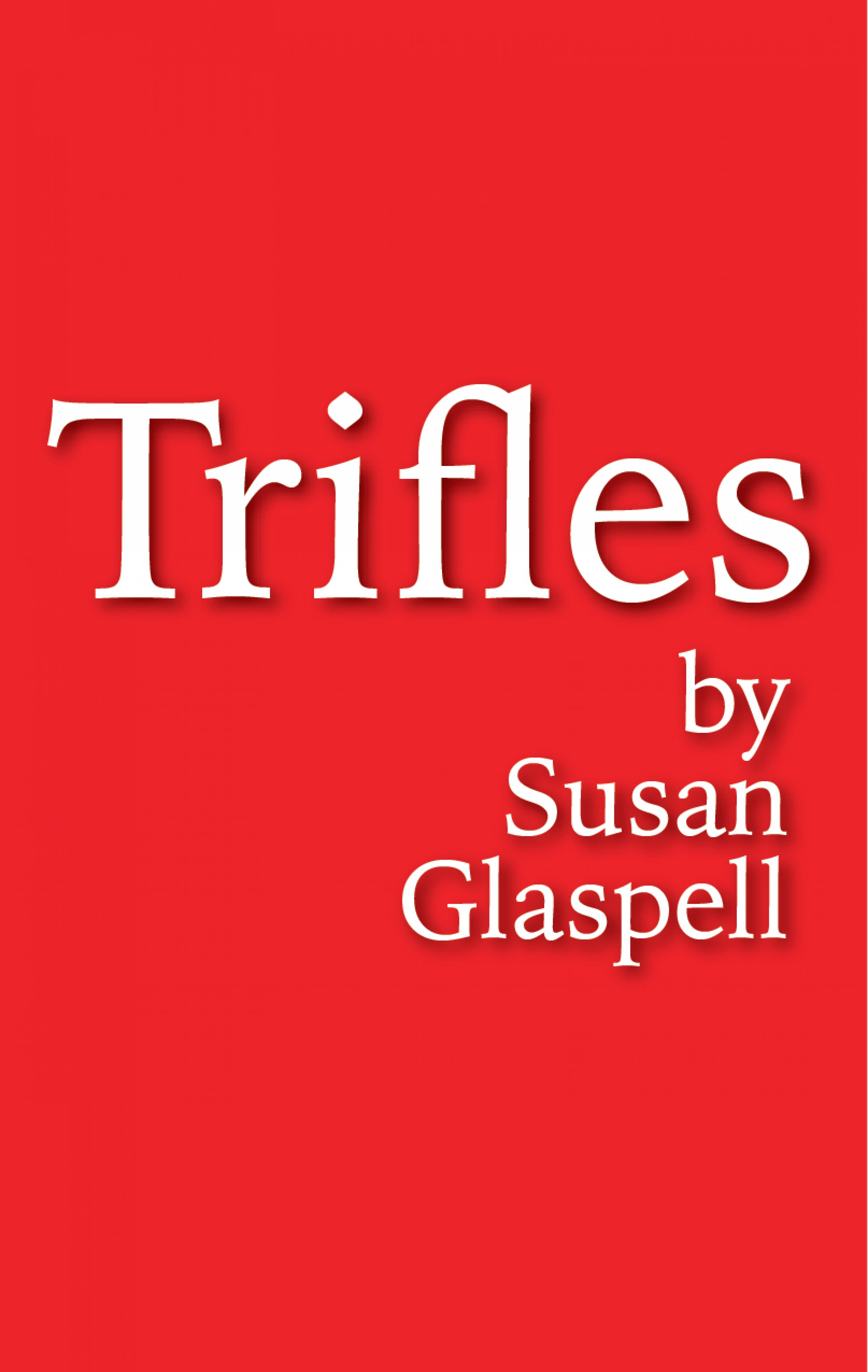 banner image for Trifles