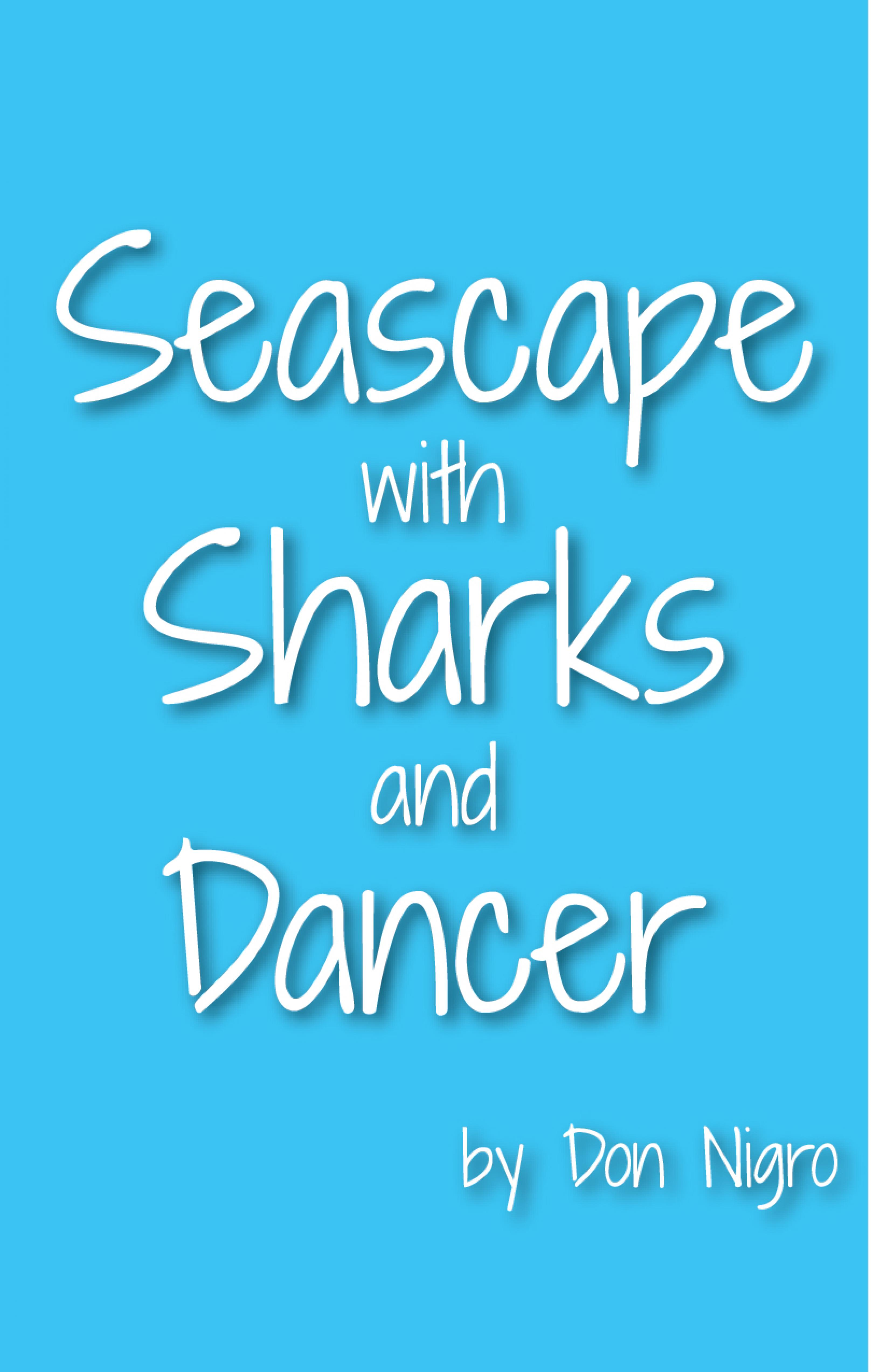 Seascape with Sharks and Dancer banner image
